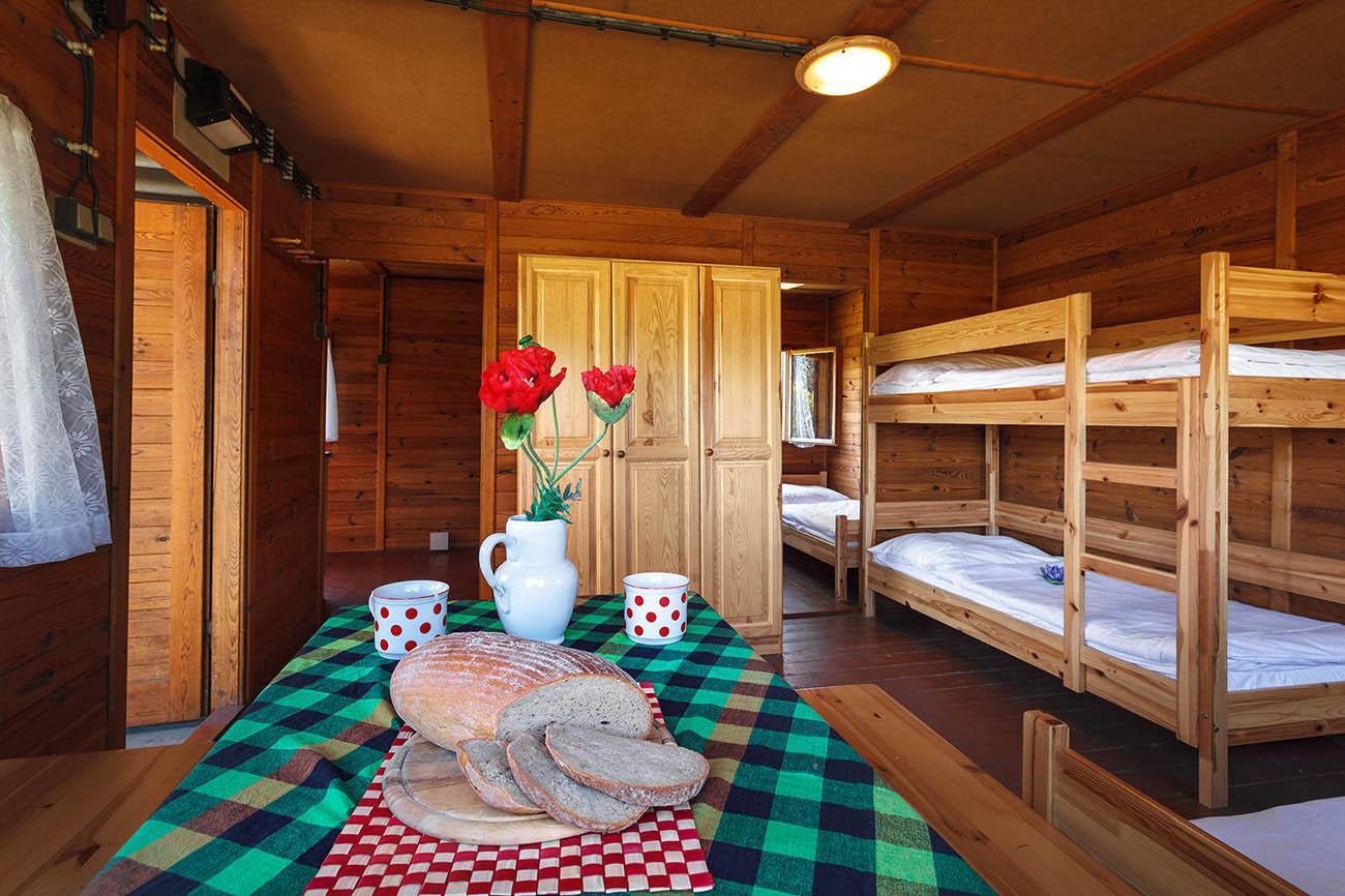 ubytování na Vodníku Vimperk Šumava